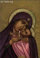 Image: Saint Mary Theotokos Mother of God 053 صورة