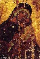 Image: Saint Mary Theotokos Mother of God 058 صورة