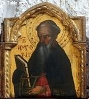 Image: St Anthony the Great Antonios 002