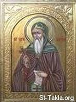 Image: St Anthony the Great Antonios 004