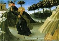 Image: St Anthony the Great Antonios 013 Angelico