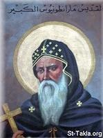 Image: St Anthony the Great Antonios 031