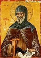 Image: St Anthony the Great Antonios 047