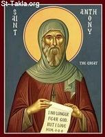 Image: St Anthony the Great Antonios 054