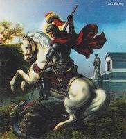 Image: Coptic Saints Saint George 08 04