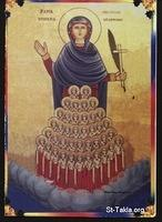Image: Saint Demiana and Fourty Virgins 019