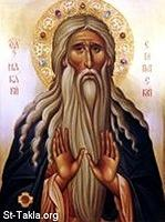 Image: Saint Macarius the Egyptian 007
