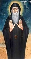 Image: Saint Makarios the Great 04 a