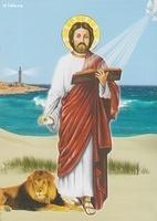 Image: 039 St Mark the Evangelist 105