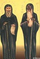 Gallery Images: St. Moses and St. Isithoros <br> صور القديس موسى والأنبا إيسيذوروس