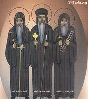 Image: Three Makarious Saints 002