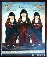 Image: Three Makarious Saints 004