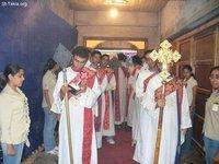 Image: Pope Shenouda Inauguration of Baptistery 05 August 2007 004 صورة