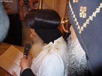 Image: Pope Shenouda Inauguration of Baptistery 05 August 2007 021 صورة