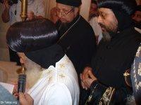 Image: Pope Shenouda Inauguration of Baptistery 05 August 2007 024 صورة
