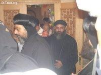 Image: Pope Shenouda Inauguration of Baptistery 05 August 2007 030 صورة