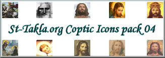 Free Coptic Icons Package - 04  /  St-Takla.org - Egypt