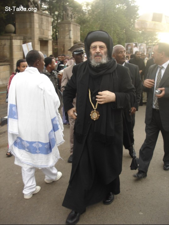 St-Takla.org           St-Takla.org Image: His Grace Metropolitan Bishoy of the Coptic Church of Egypt - the photograph from St-Takla.org's visit to Ethiopia 2008, during the Visit of Pope Shenouda III to Ethiopia ���� �� ���� ������ ����: ����� ����� ������ ������ ����� ����� ����� ���� ����� �������� � ���� ��� ������� ������ � ������ ������ ������ ������� ������� ���� - ������ �� ���� ���� ������ ���� ������ ��� 2008� ��� ����� ����� ������ ����� ������ ������