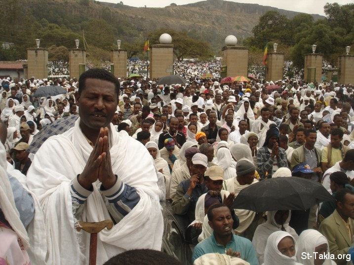 St-Takla.org Image: Faith of the multitudes, a photo from Saint Takla Haymanot's Website journey to Ethiopia, 2008 ���� �� ���� ������ ����: ����� �����ڡ �� ��� ���� ���� ������ ���� ������� ������ 2008