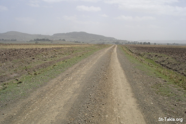 St-Takla.org Image: An endless road, a photo from St-Takla.org's journey to Ethiopia, 2008 ���� �� ���� ������ ����: ���� �� ����� �� ��� ���� ���� ���� ���� ��� ���� �� ������ǡ 2008