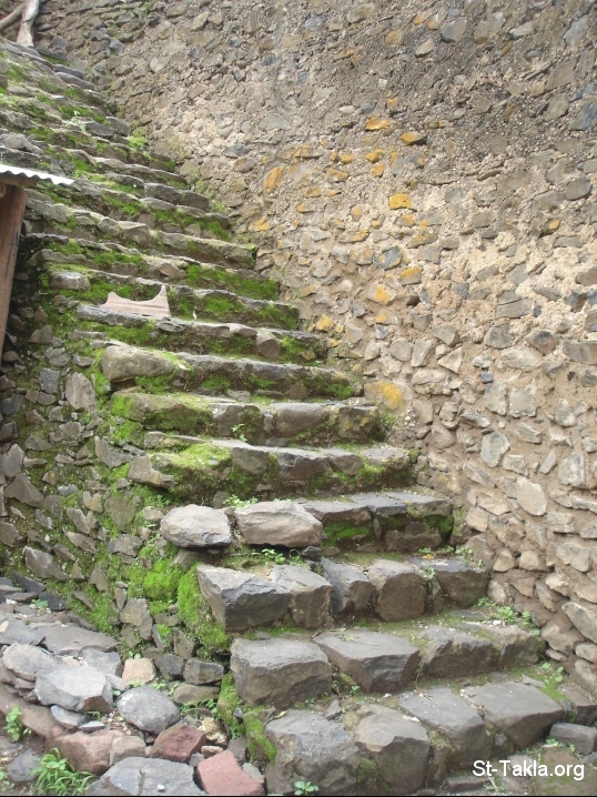 St-Takla.org Image: Stairs, from Saint Takla Haymanot's Website Ethiopia photos, 2008 ���� �� ���� ������ ����: ����� �� ����̡ �� ��� ������ �� ���� ������ ����������� ��� ������� 2008