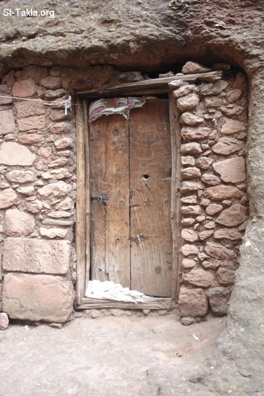 St-Takla.org Image: Closed door, from Saint TaklaHimanout's website 2008 Ethiopia journey ���� �� ���� ������ ����: ��� ���ޡ �� ��� ���� ���� ��� ���� ������ 2008