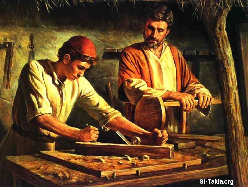 طفولة السيد المسيح Www-St-Takla-org___Jesus-Childhood-05