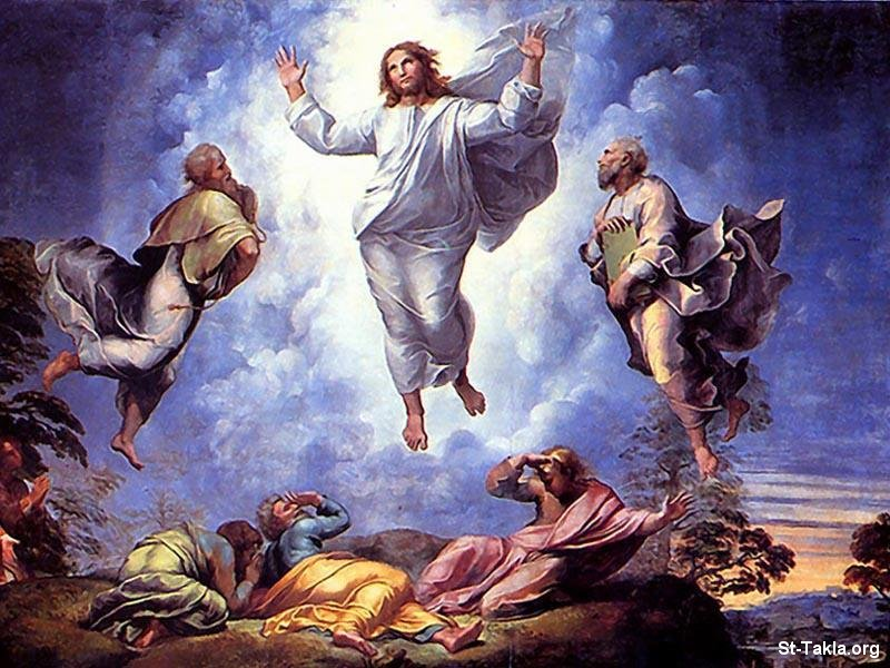 صور تجلي السيد المسيح Www-St-Takla-org___Transfiguration-of-Christ-01