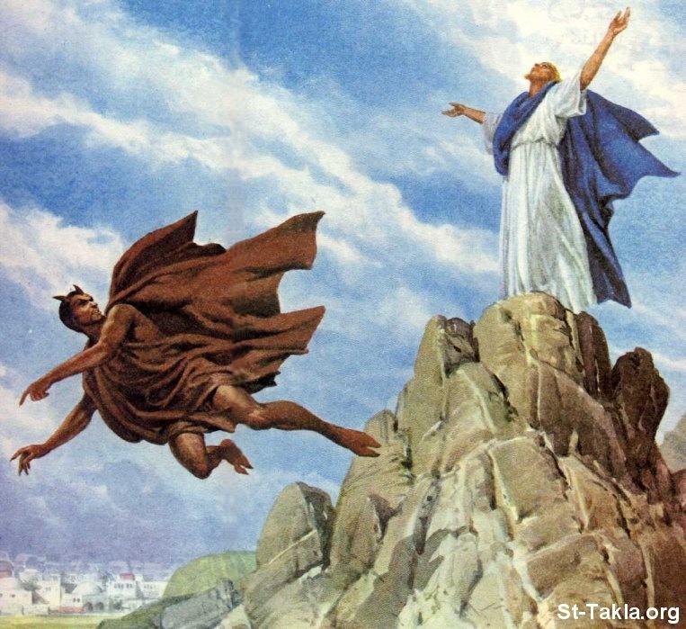 صور من حياة السيد المسيح Www-St-Takla-org___Life-of-Jesus-29
