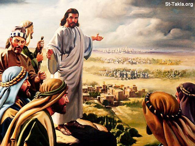 صور من حياة السيد المسيح Www-St-Takla-org___Life-of-Jesus-33