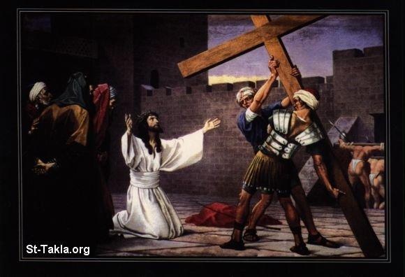 تأملات صاغها السيد المسيح