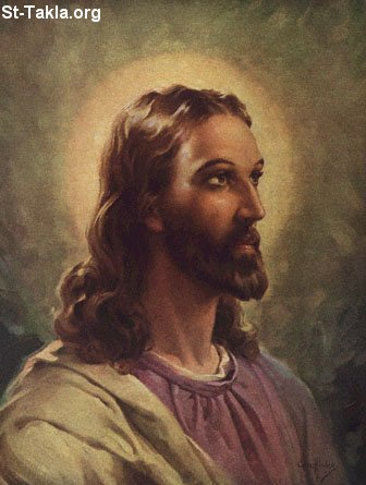 images of jesus face. St-Takla.org Image: Jesus صورة