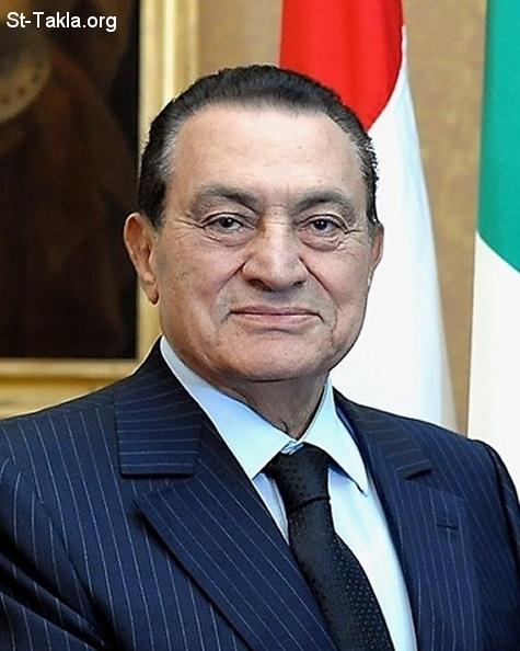 Egypt President Mubarak President of Egypt