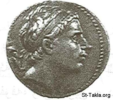 St-Takla.org           Image: Antiochus III the Great, 223-187, Coin ����: �������� ������