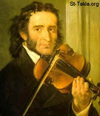 St-Takla.org Image: Paganini the Composer ���� �� ���� ������ ����: ������ ��������� ��������