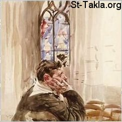 St-Takla.org Image: Portrait of a Man in Church - 1900 by Giovanni Boldini ���� �� ���� ������ ����: ���� ��� �� ������� ������ ������� ������� ��� 1990