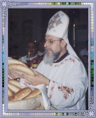 Father ARSANIOUS AZIZ SERRY