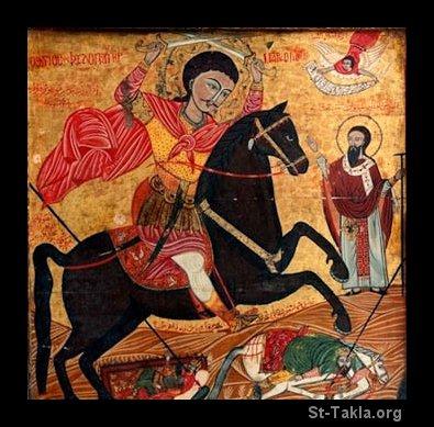 تذكار القديس العظيم مرقوريوس أبى سيفين