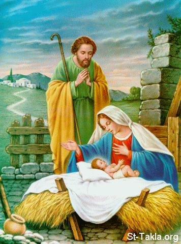 الميلاد المجيد 2012 خلفيات الميلاد www-St-Takla-org__Saint-Mary_Nativity-1-Manger-03.jpg