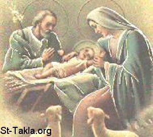 الميلاد المجيد 2012 خلفيات الميلاد www-St-Takla-org__Saint-Mary_Nativity-1-Manger-04.jpg