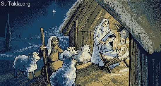 St-Takla.org Image: The manger of Nativity of Christ ���� �� ���� ������ ����: ���� ����ѡ ��� ����� ������