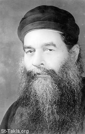 St-Takla.org Image: His Holiness Pope Cyril VI of Alexandria ���� �� ���� ������ ����: ����� ������ ������ ������ ����� ������ ���� ���������� ������� ������� ��������