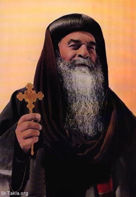 الفترة الأخيرة فى حياة قداسة البابا كيرلس السادس